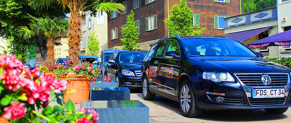 Taxi Zentrale Horb